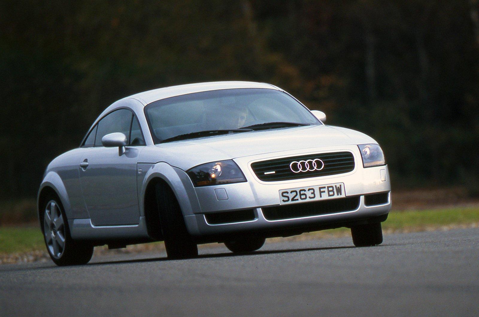 Audi TT AC RT 1998 oversteer