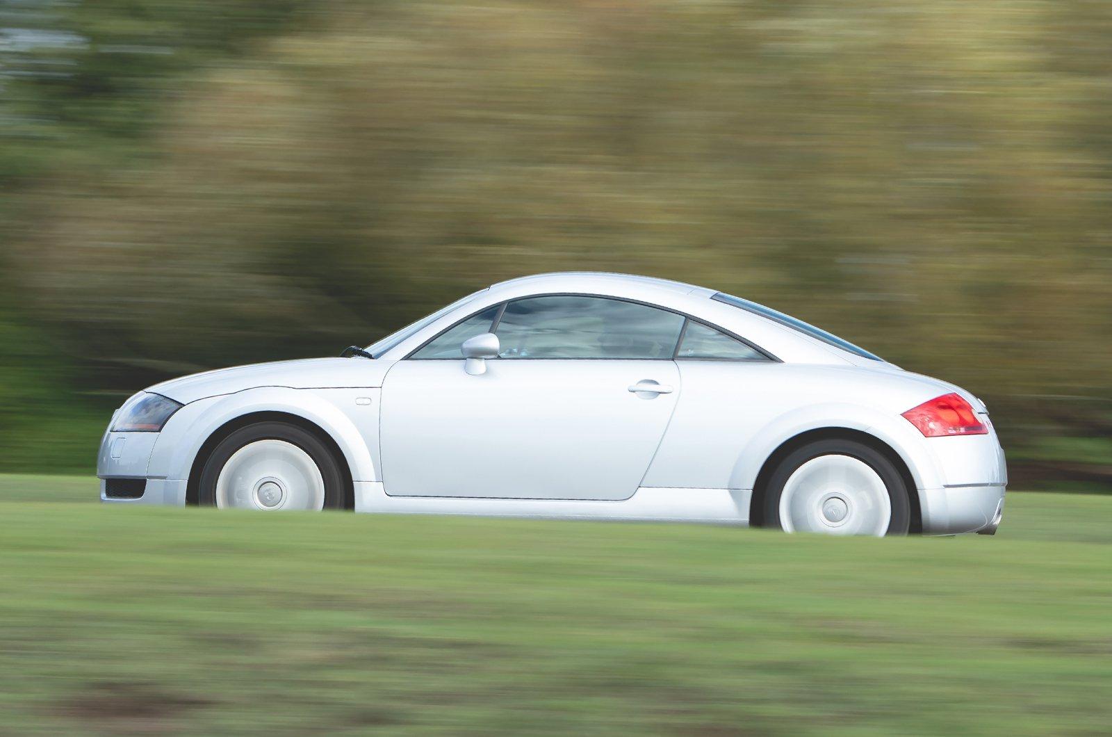 Audi TT 1999 panning