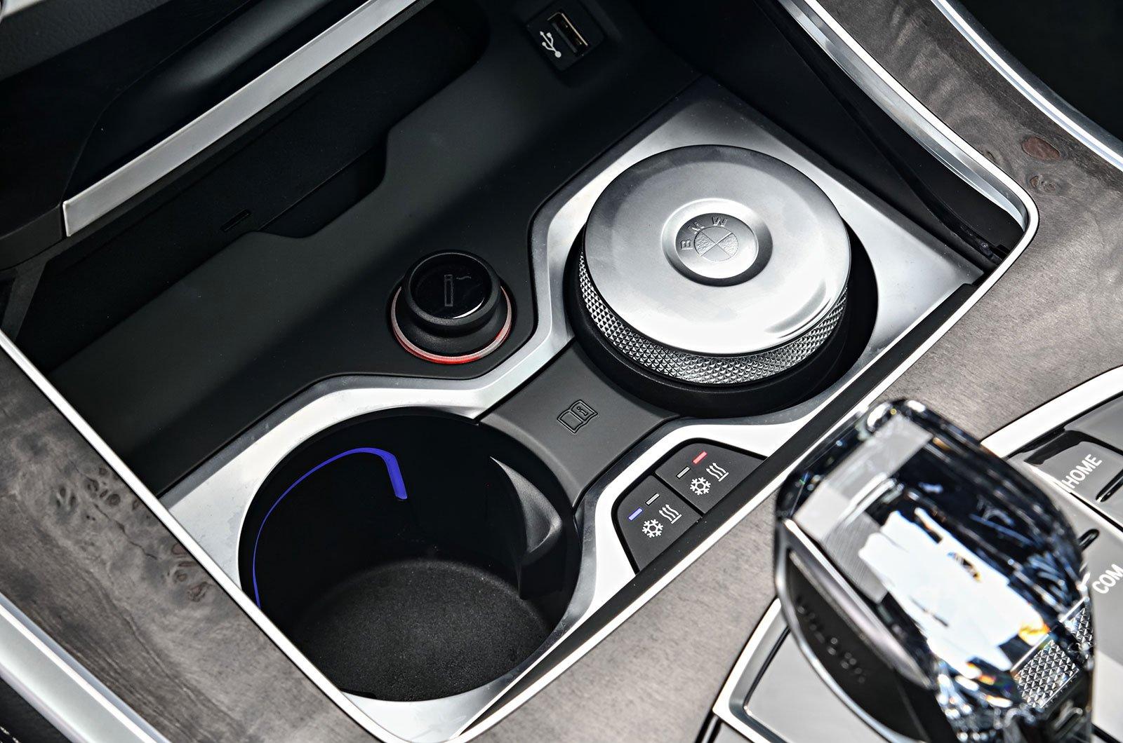 BMW X5 Comfort Pack