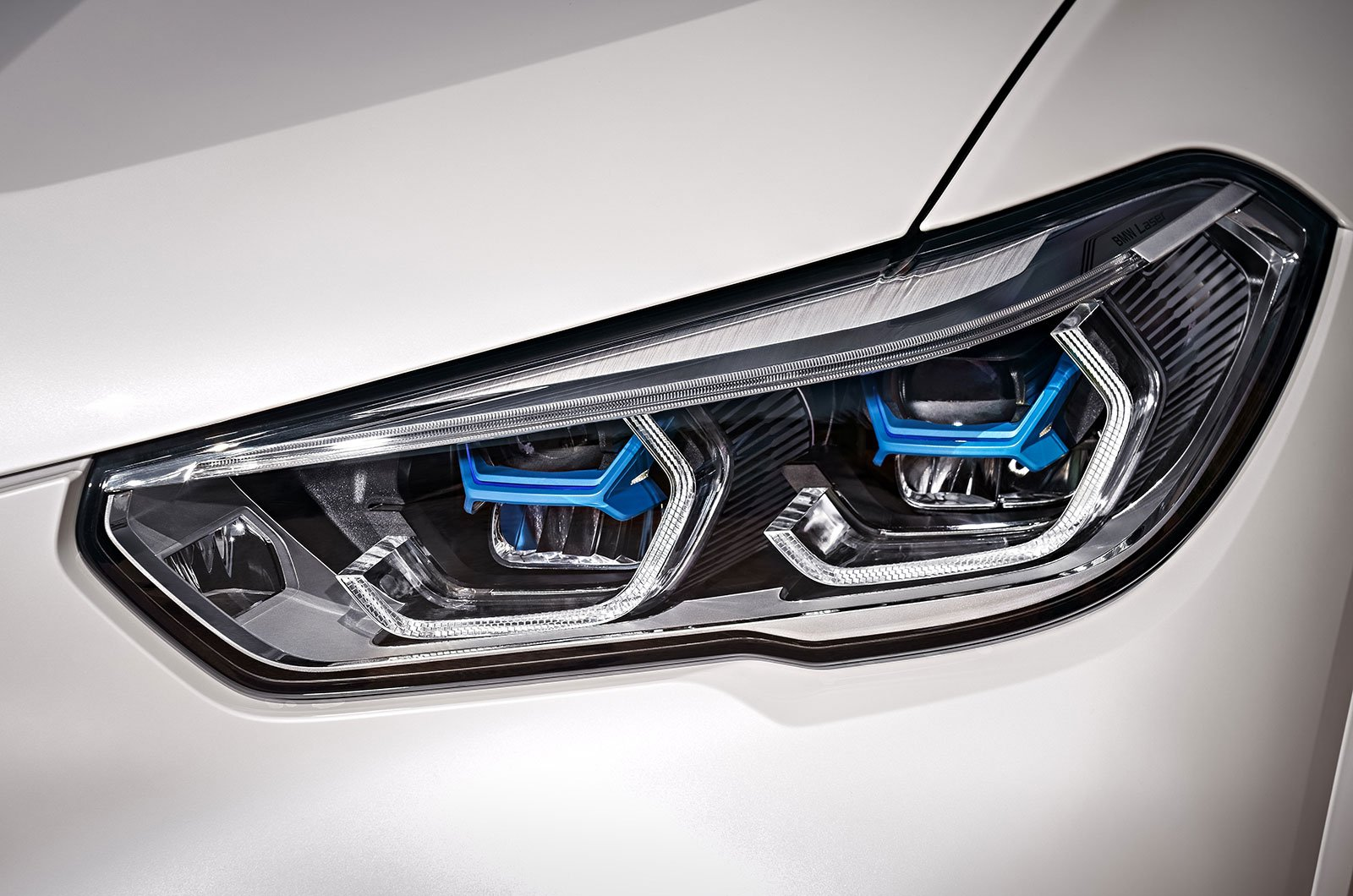 BMW X5 LED lights