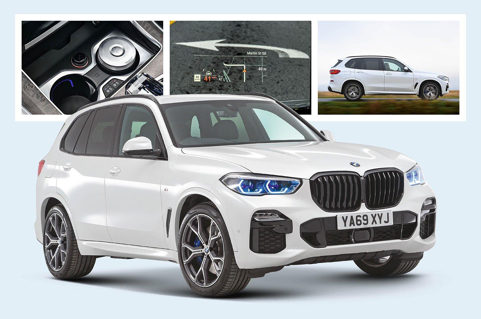 How to spec a BMW X5