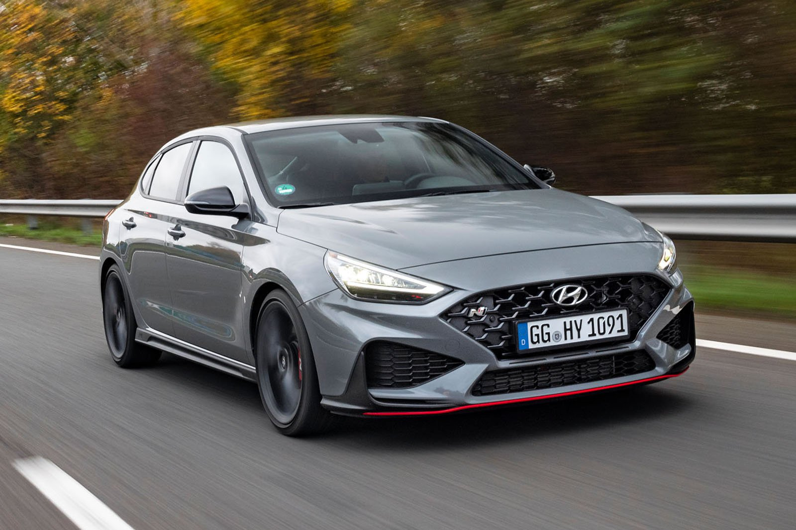2021 Hyundai i30 Fastback N hero