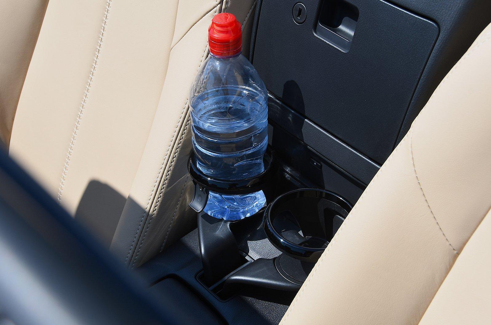 Long term Mazda MX-5 cupholders