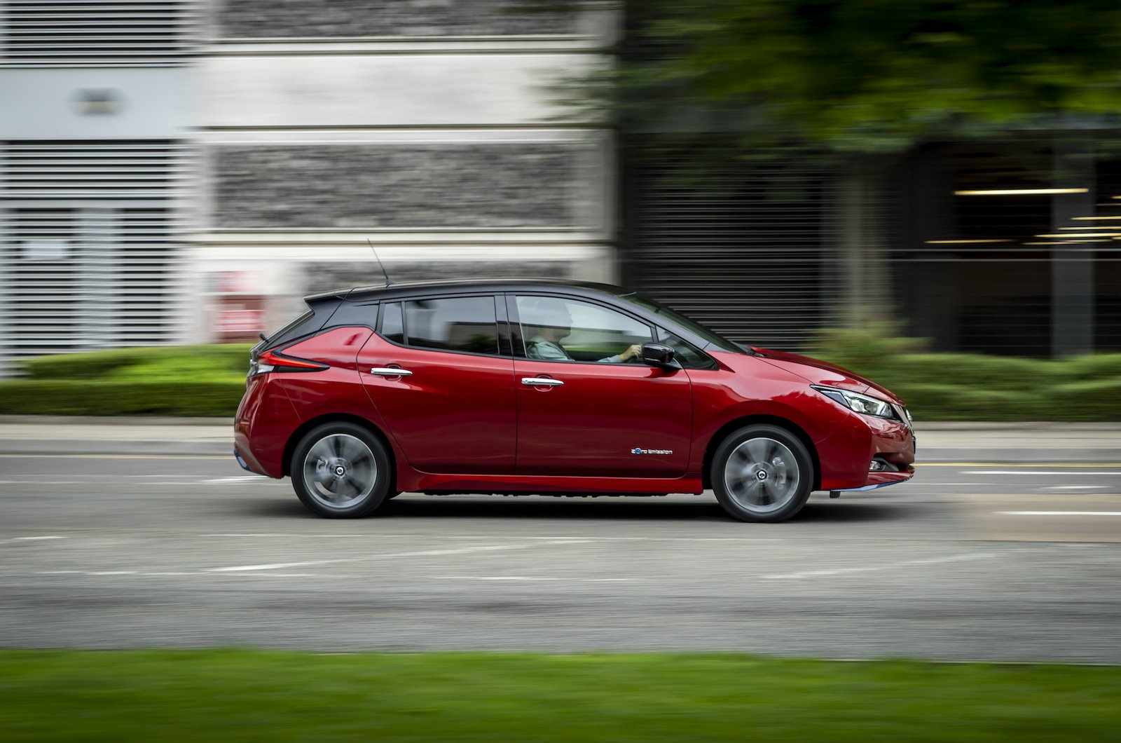 There are plenty of reasons why the all-electric Nissan LEAF is perfect as a family car