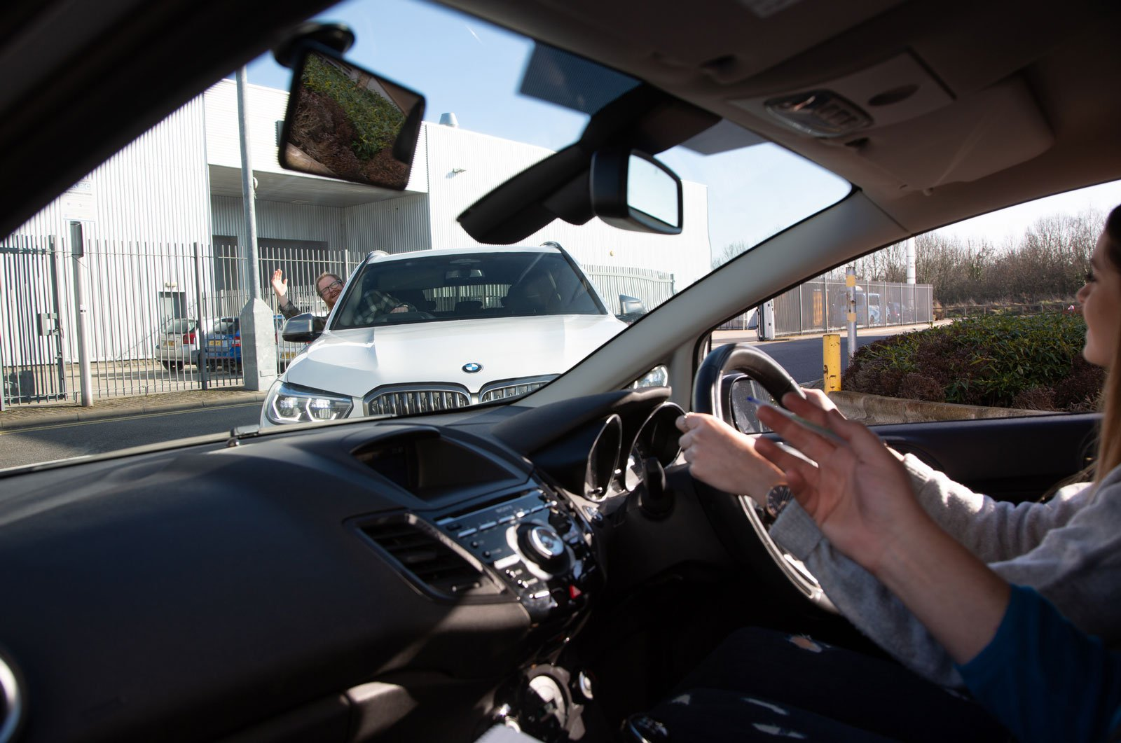 Phased driving licences