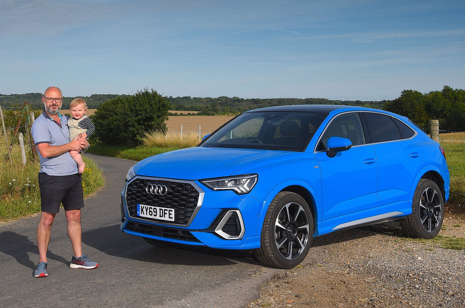 Will with Audi Q3 Sportback