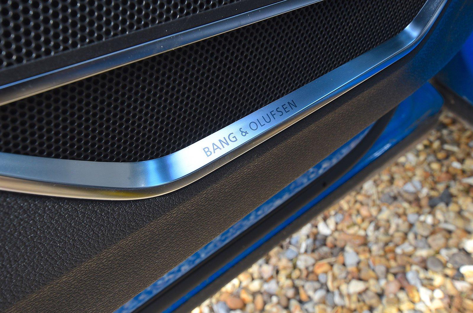 Audi Q3 Sportback stereo