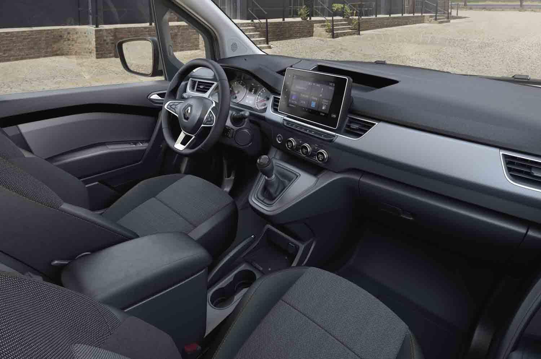 2021 Renault Kangoo van interior