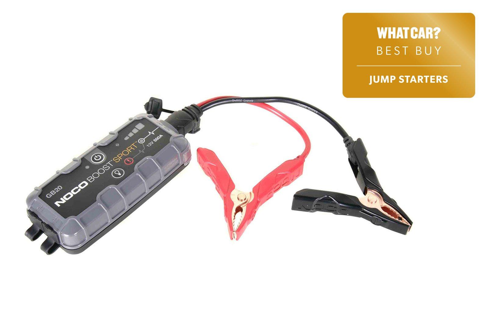 Jump starters 2021 - winner