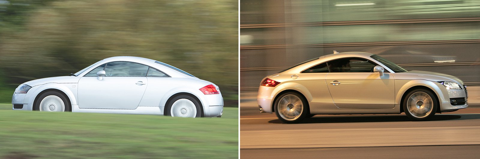 Audi TT MK1 & Mk2