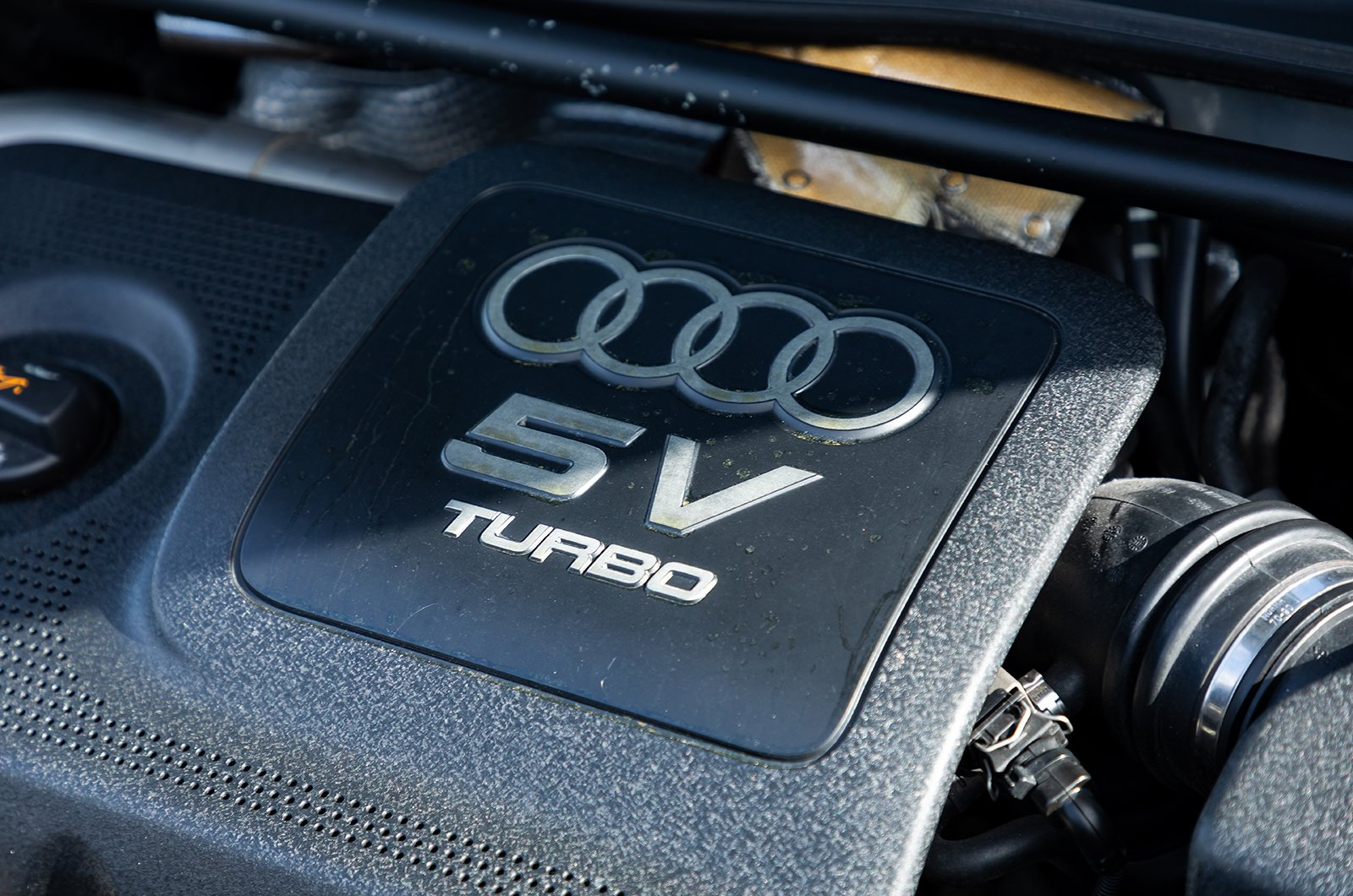 Audi TT turbo engine