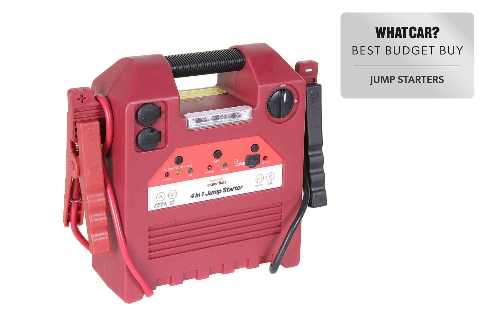Jump Starters - 2021 Best Budget Buy