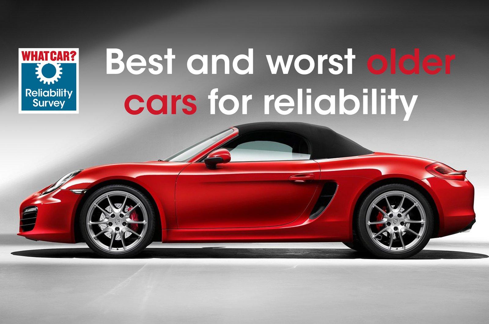 Older car reliability