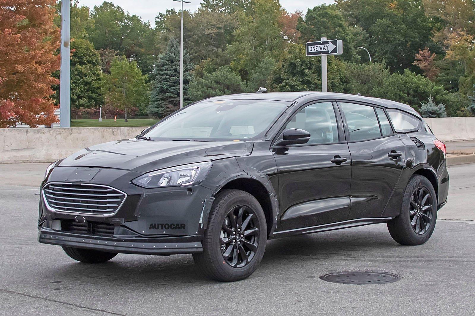 Ford Mondeo 2021 spyshot