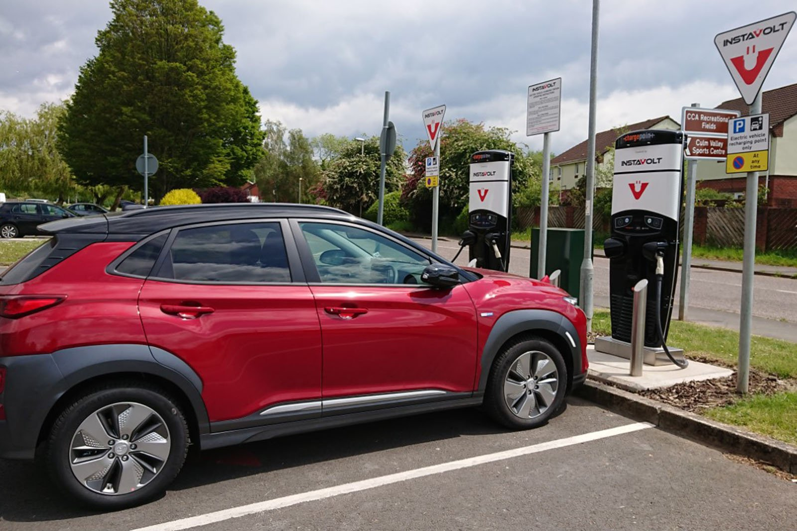 Hyundai Kona owner review charging