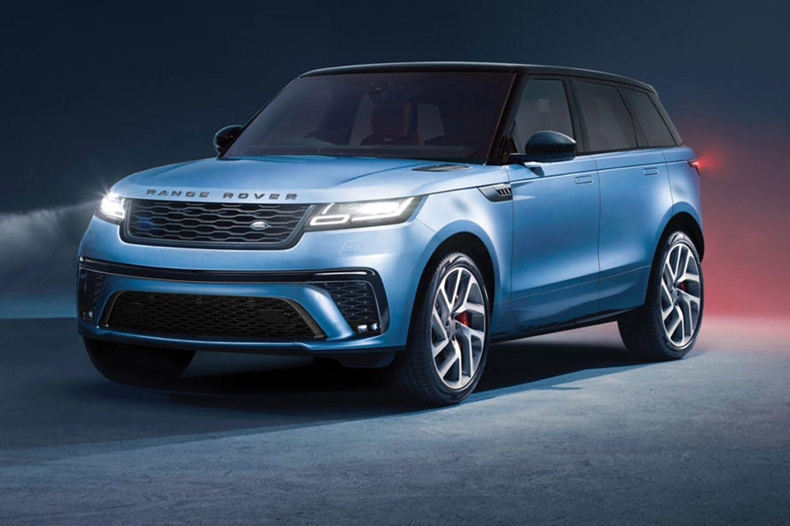 Range Rover Sport 2021 Render