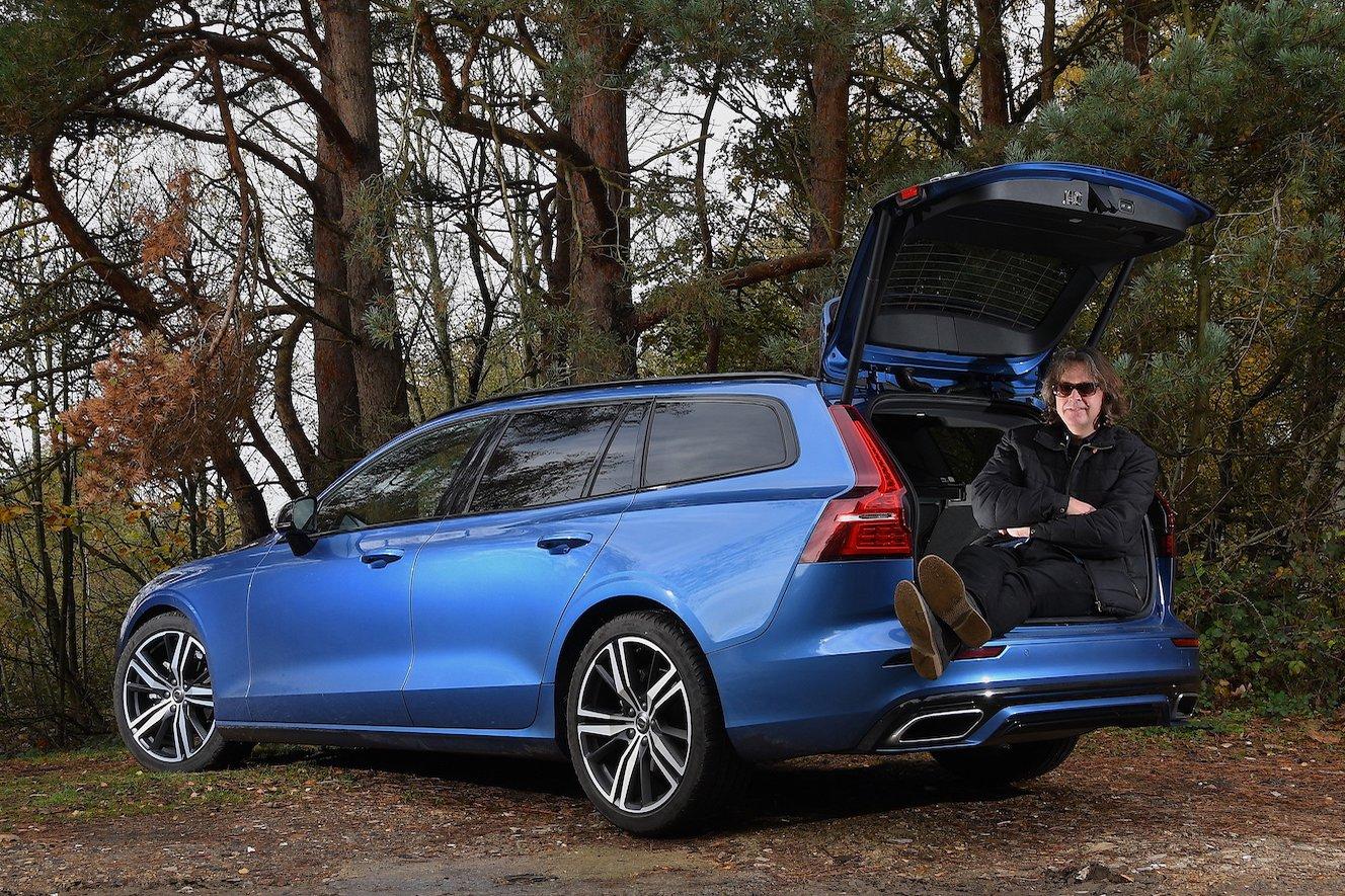 Volvo V60 LT