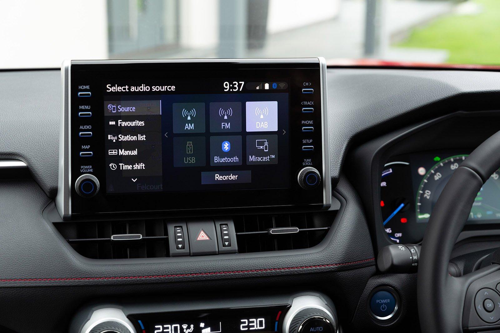 Toyota RAV4 PHEV 2021
