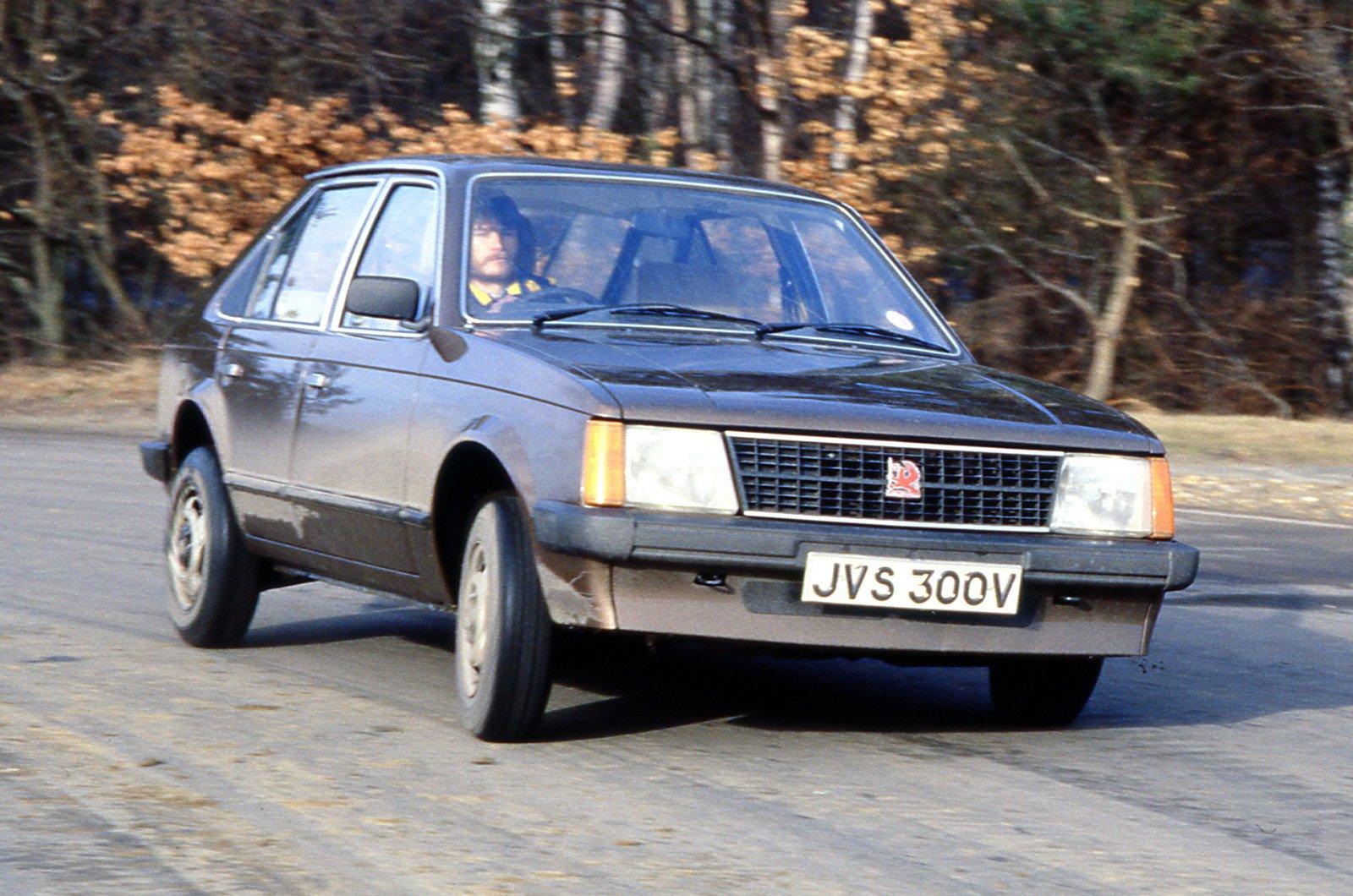 1979 Vauxhall Astra