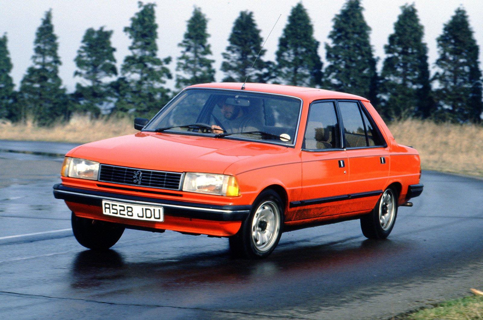 1983 Peugeot 305
