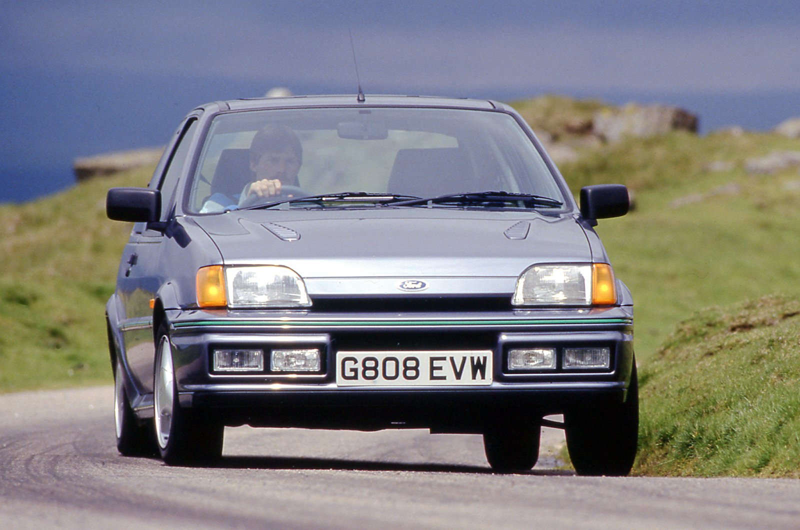 1989 Ford Fiesta RS Turbo
