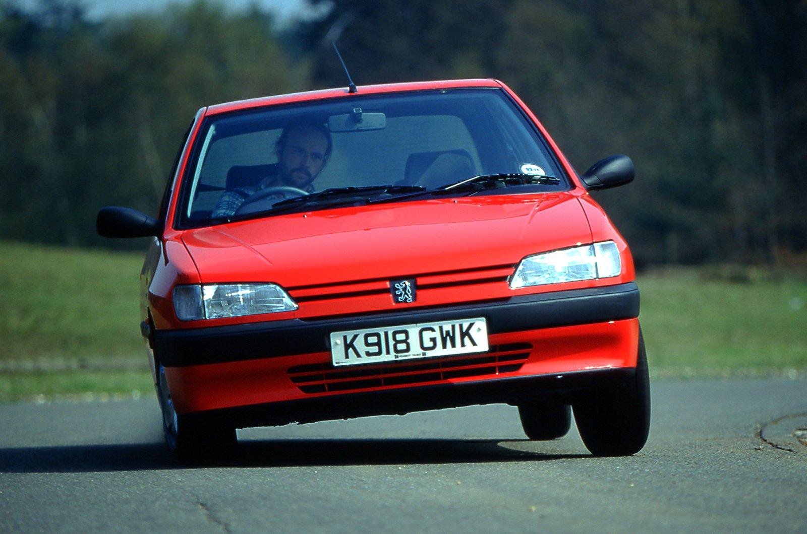 1992 Peugeot 306