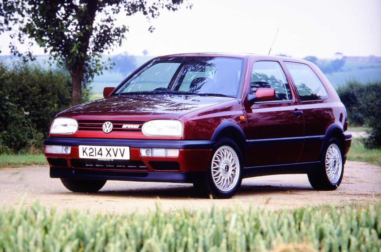 1992 VW Golf VR6