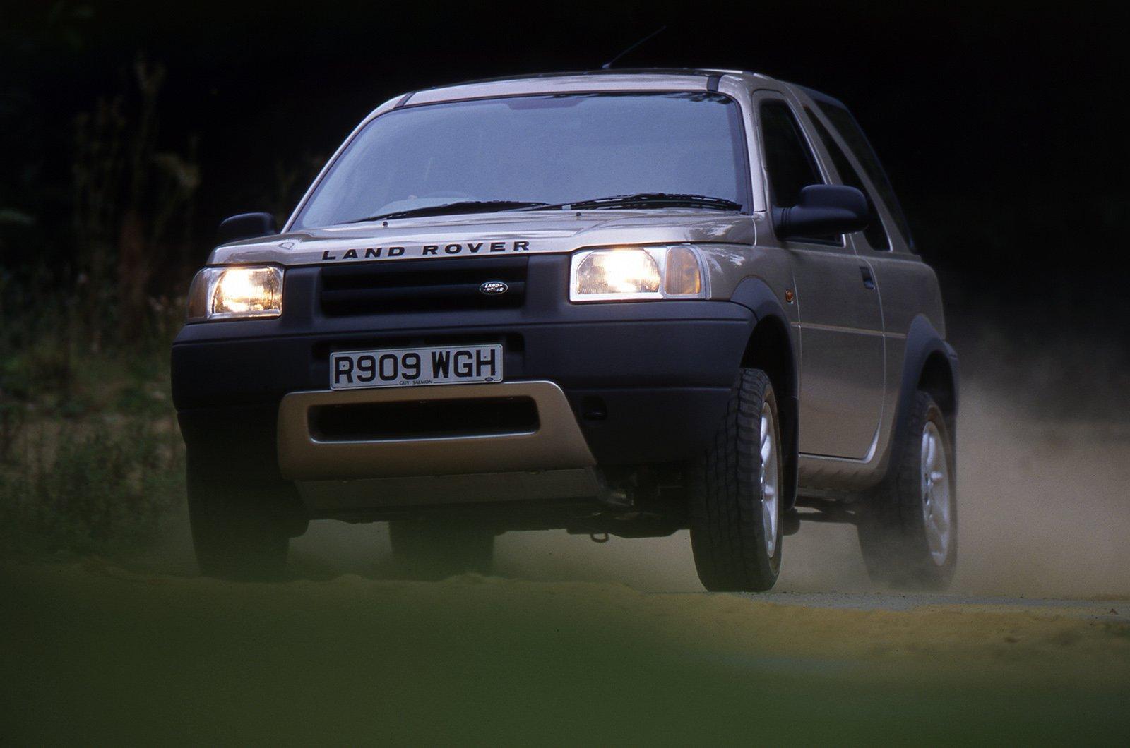 1997 Land Rover Freelander 3dr