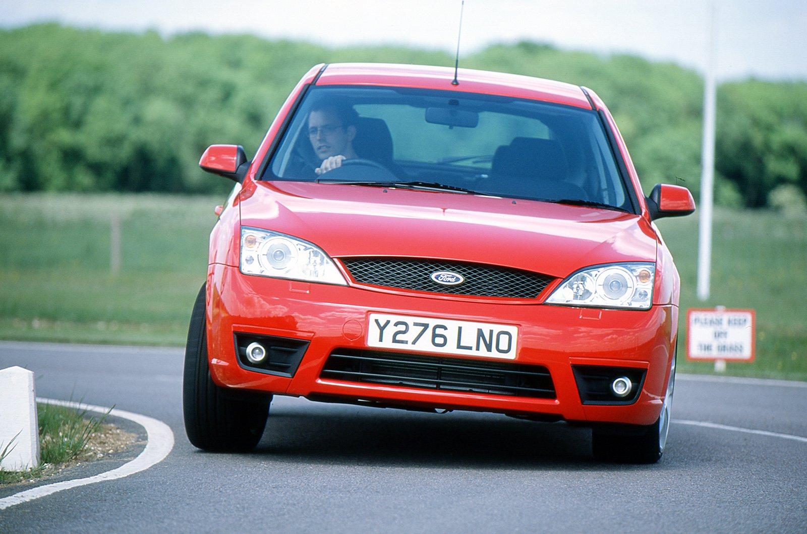 2001 Ford Mondeo V6