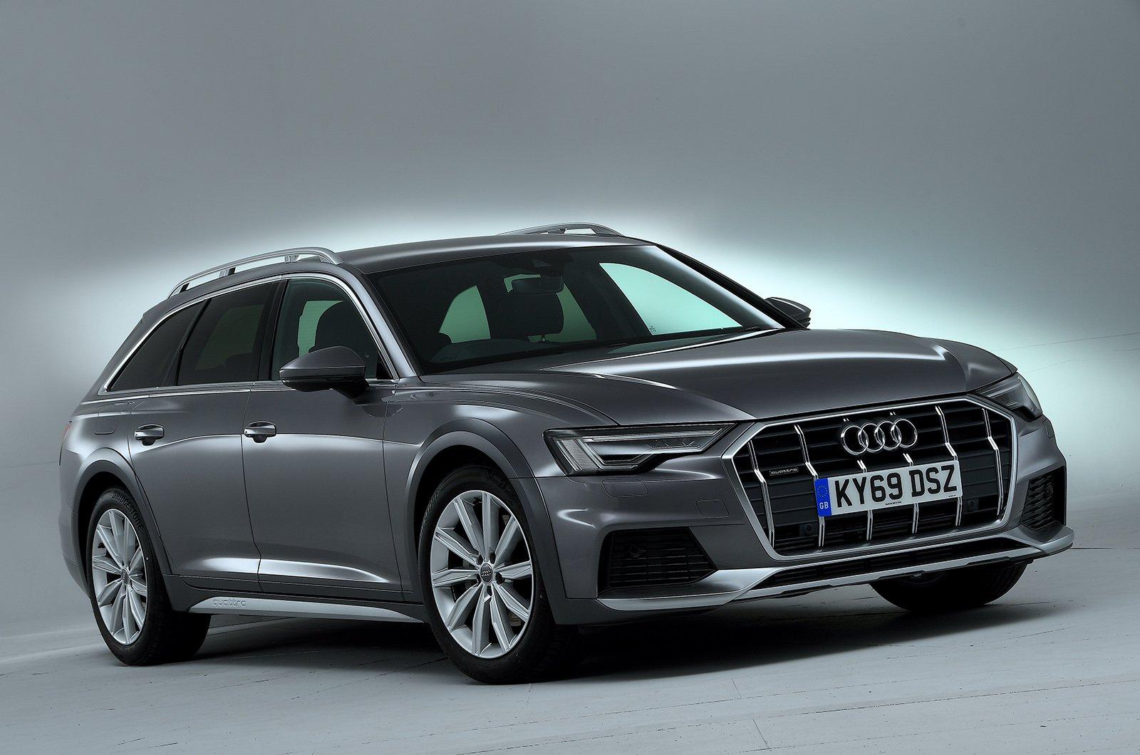 Audi A6 Allroad studio