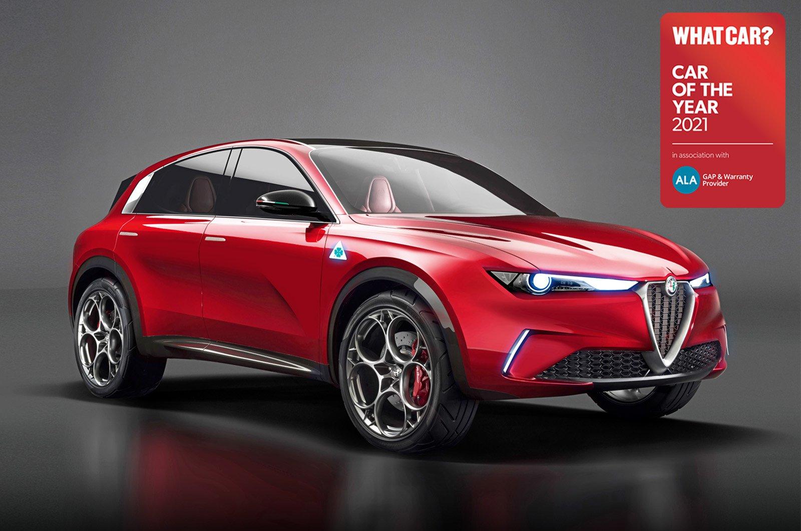 Car of the Year 2021 - Alfa Romeo Tonale