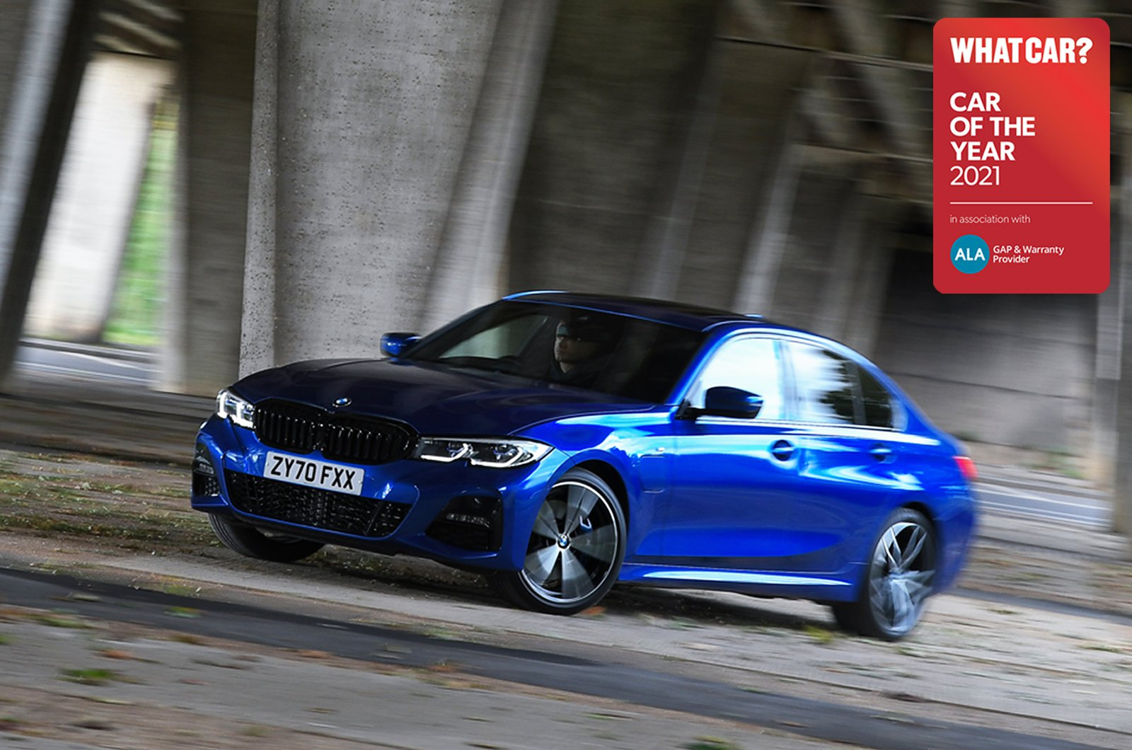 Executive Car of the Year 2021 - BMW 3 Series