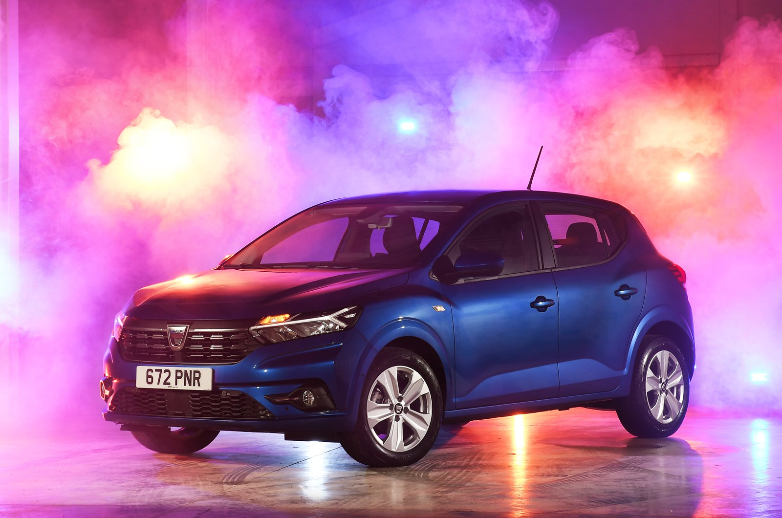 Car of the Year 2021 - Dacia Sandero