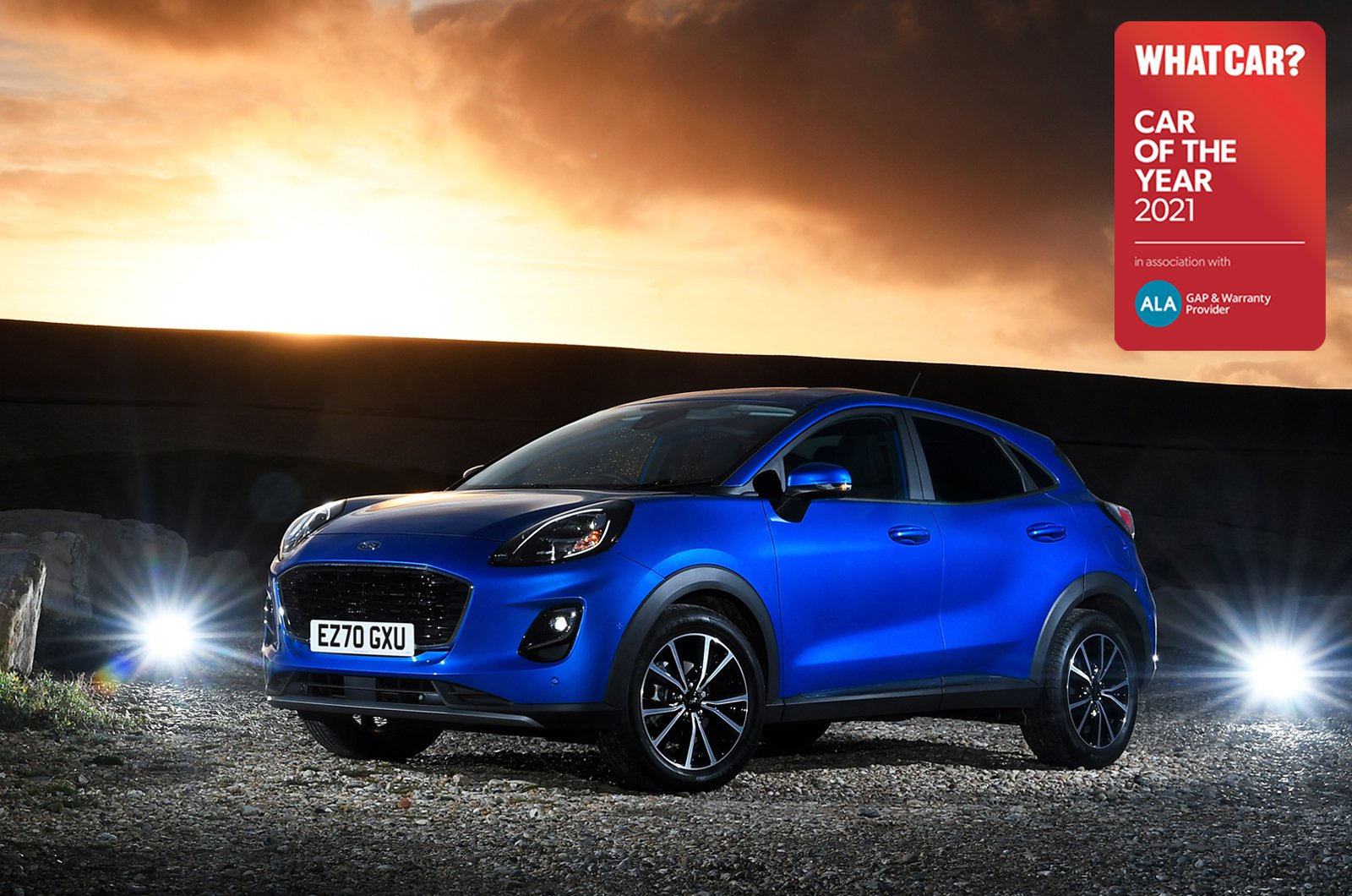 Small SUV of the Year 2021 - Ford Puma ST