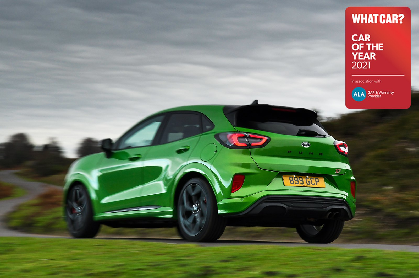 Sports SUV of the Year 2021 - Ford Puma ST