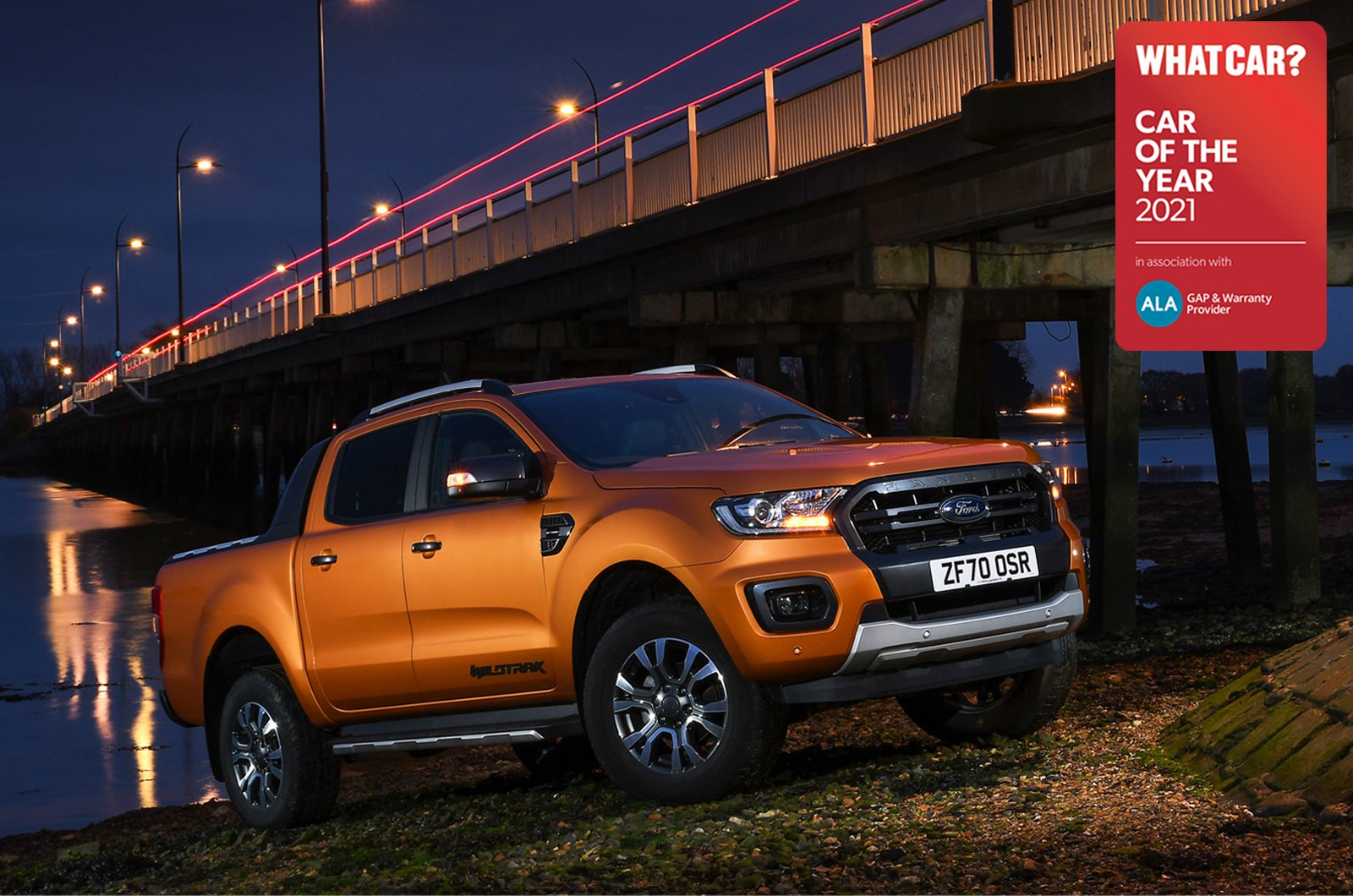 Pick-up of the Year 2021 - Ford Ranger