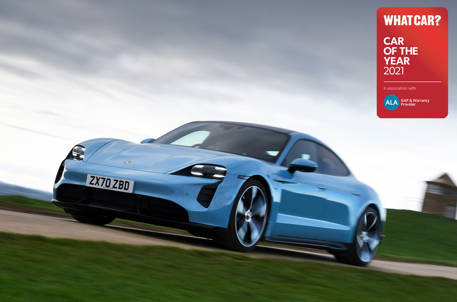 Performance Car of the Year 2021 - Porsche Taycan