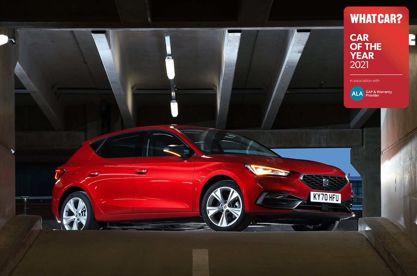 Family Car of the Year 2021 - Seat Leon