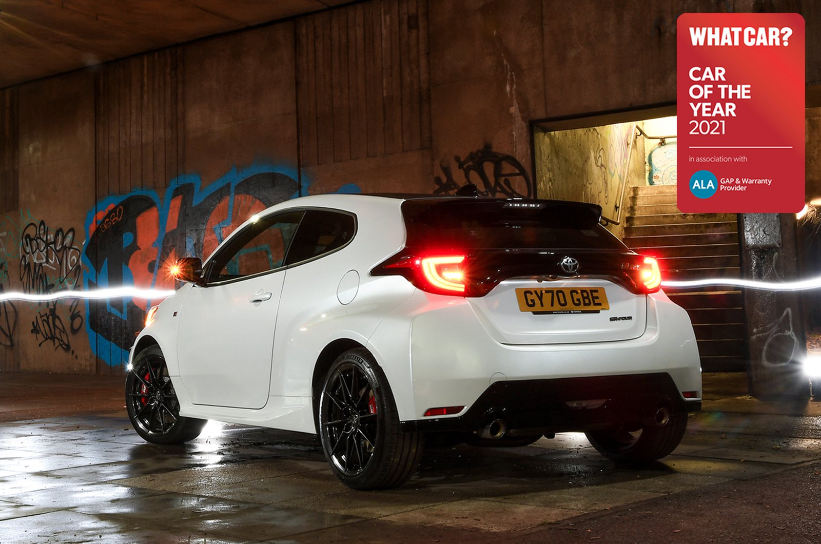 Hot Hatch of the Year 2021 - Toyota GR Yaris