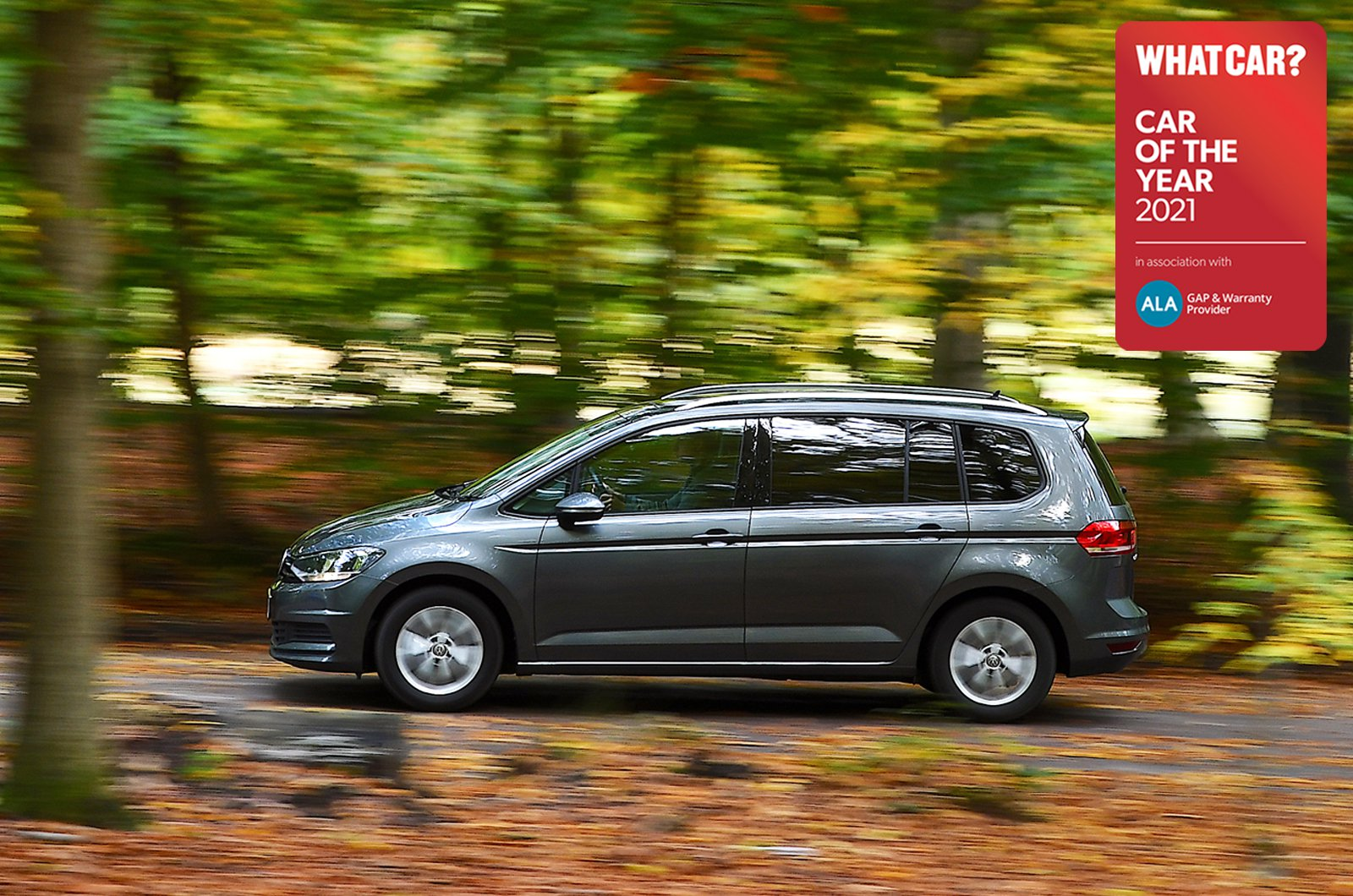 MPV of the Year 2021 - Volkswagen Touran