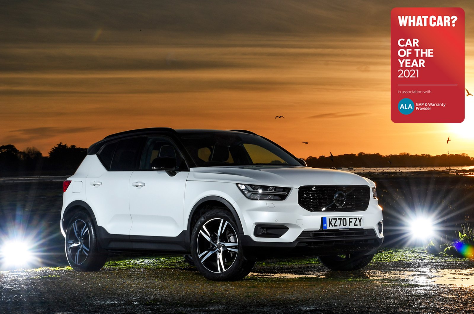 Family SUV of the Year 2021 - Volvo XC40