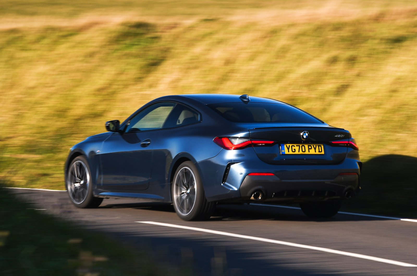 Coupe of the Year - BMW 4 Series