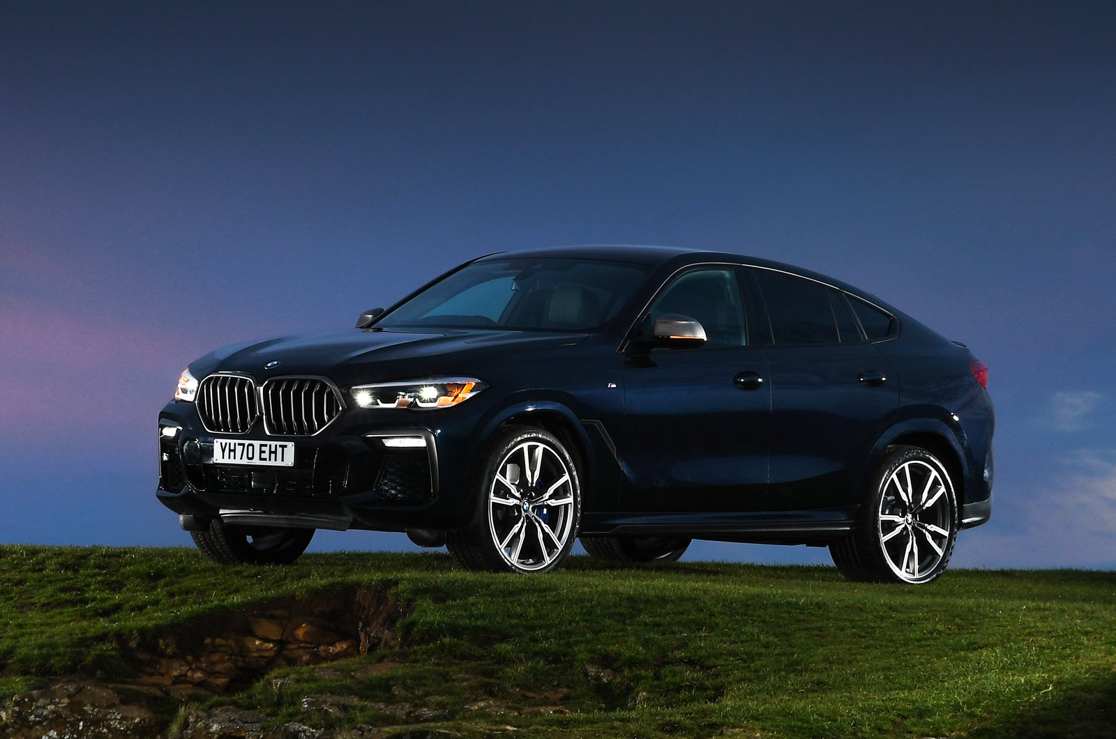 Coupé SUV of the Year - BMW X6