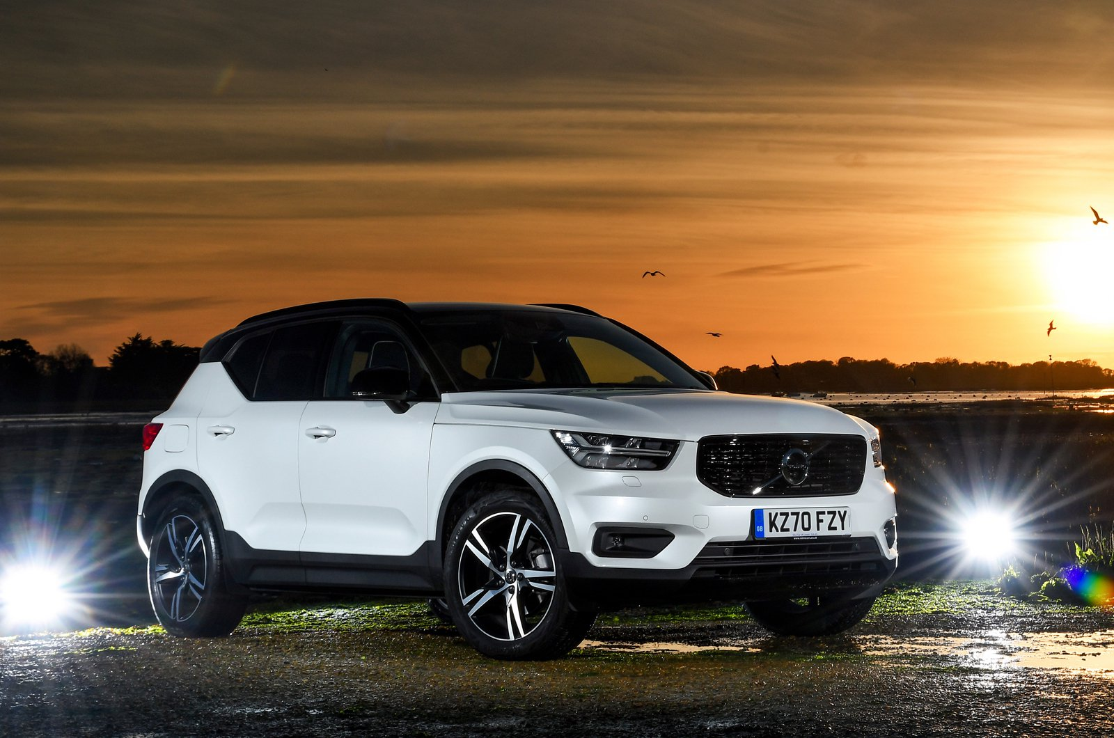 Family SUV of the Year - Volvo XC40