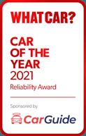 Reliability Award Sponsor Logo