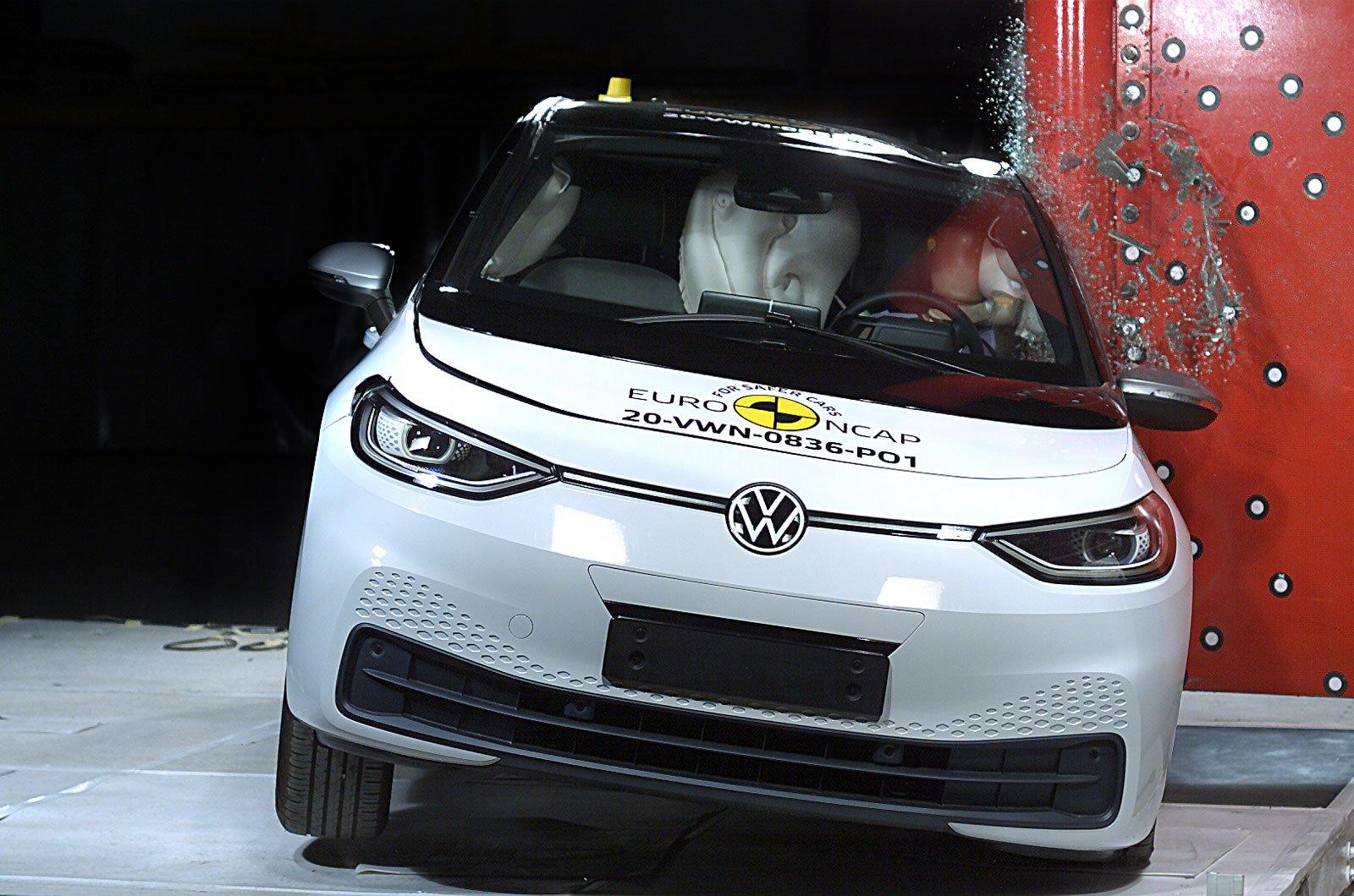 2021 Safety Award VW ID.3