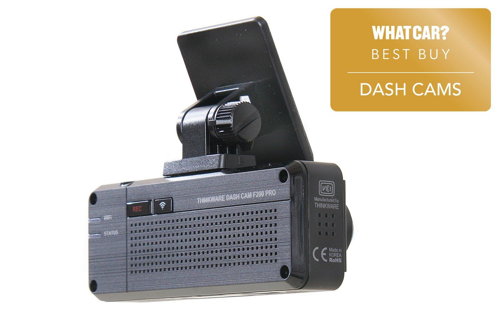 Dash cam Thinkware F200 Pro