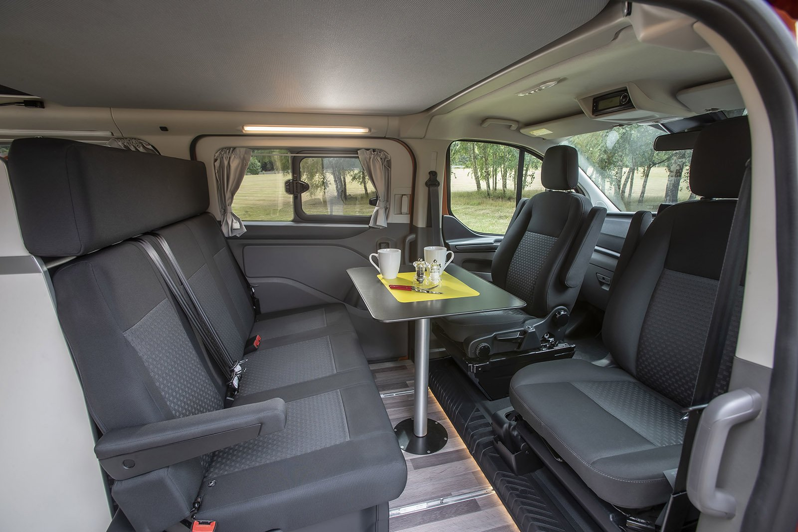 Ford Transit Nugget 2021