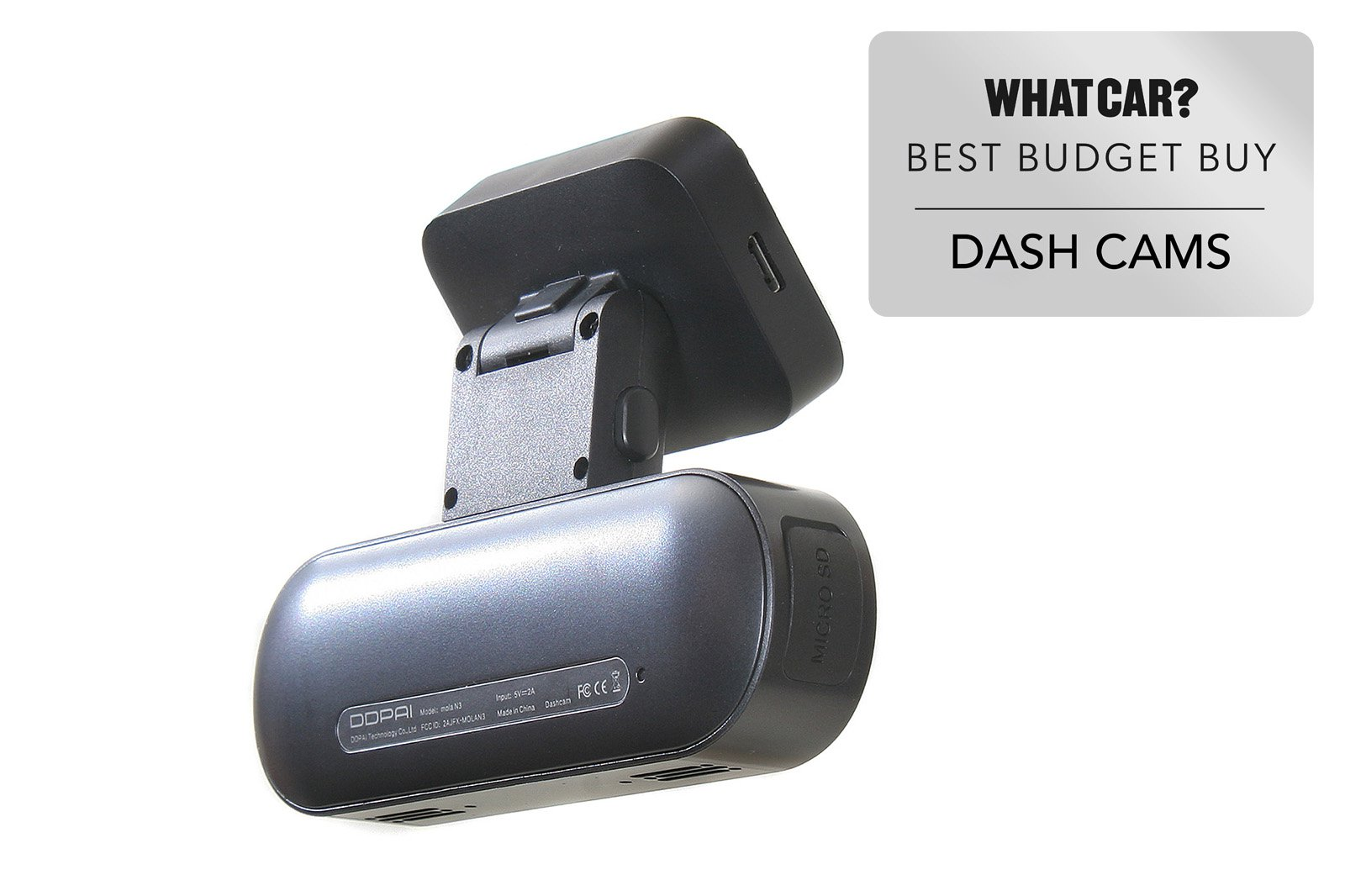 Dash cam best budget buy