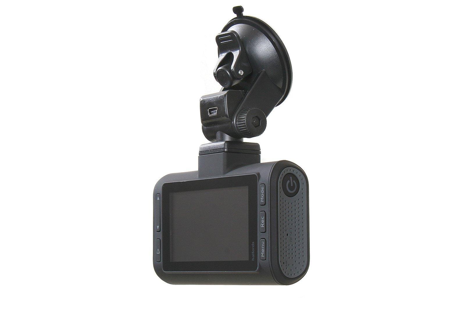 Dash cam Halfords HDC300
